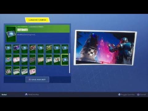 BLOCKBUSTER CHALLENGE 8 (Fortnite Battle Royale)