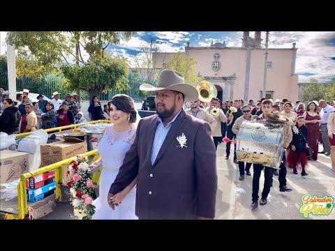 Boda Anaissa y Daniel | San Miguel Valparaíso Zacatecas 2019 | Diciembre 26