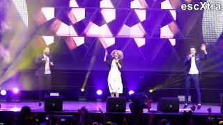 PERFORMANCE: DoReDos - My Lucky Day @ Eurovision in Concert 2018 // ESCXTRA.com