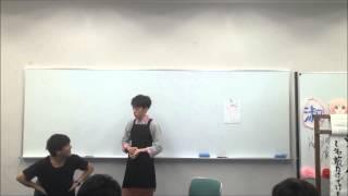 11月1日 淑徳大学 長久手キャンパスにてコントをやりました! コメント...