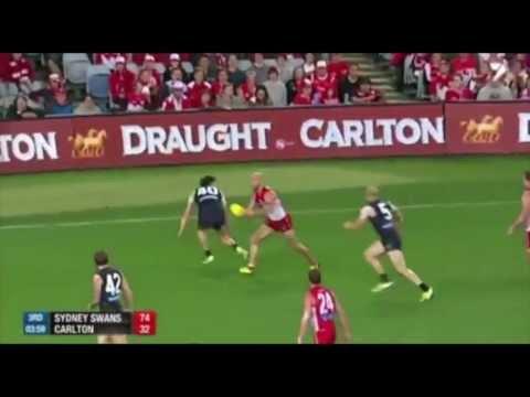 AFL semi-finals: Geelong hold off Port Adelaide as Sydney Swans sink Carlton