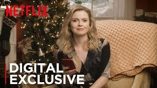 A Christmas Prince | Rose McIver Reacts to Fan Tweets | Netflix