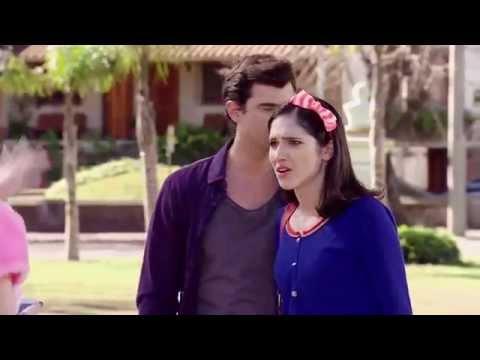 Violetta 3 - Ludmila aprende sobre Diego y Francesca (Ep 45) HD