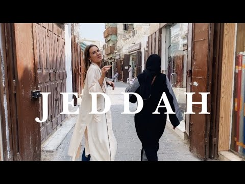 EXPLORING JEDDAH WITH THE LOCALS | SAUDI ARABIA