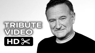 Robin Williams Tribute Video (1951 - 2014) - Movie Montage