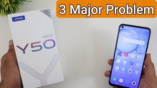 Vivo Y50 Unboxing Detail Review 3 Major Problems In HINDI