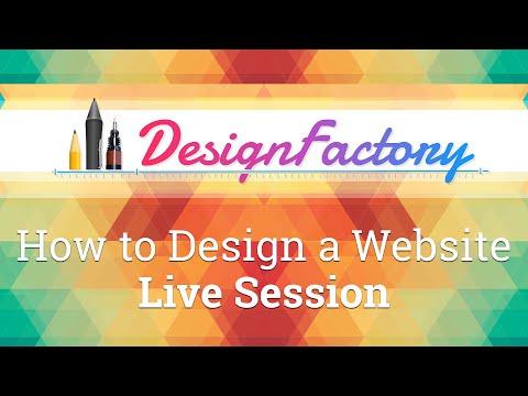 Alecaddd Live - Let's Design Sabrina Miso's Website + Ask Me Anything!