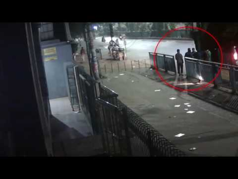 Exclusive Footage of abduction by Law enforcement agencies  in Dhaka