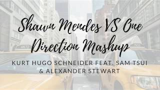 Shawn Mendes VS One Direction Mashup | Lyrics