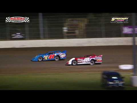 Magnolia Motor Speedway | Late Model Sportsman B Mains | Saturday Sept 28, 2019