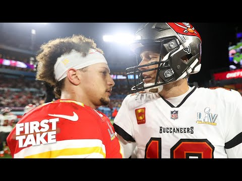 Would the Bucs still have beat the Chiefs in the Super Bowl if QBs were swapped? | First Take