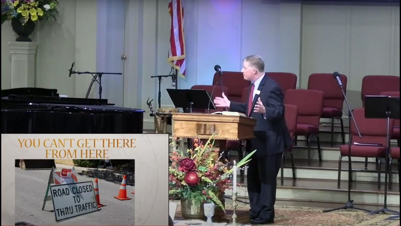 August 15, 2021 Service [Trimmed] at First Baptist Thomson, Streaming License 201531172