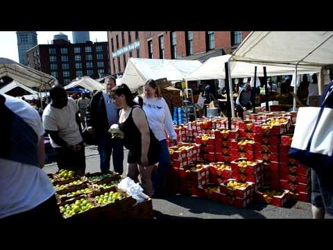 Boston - Haymarket