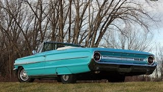1964 Ford Galaxie 500 XL Convertible