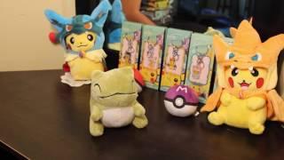 fleaBAY Pokemon Plush Gifts Haul GIVEAWAY