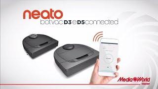 Neato Botvac D3 vs D5 connected - ITA