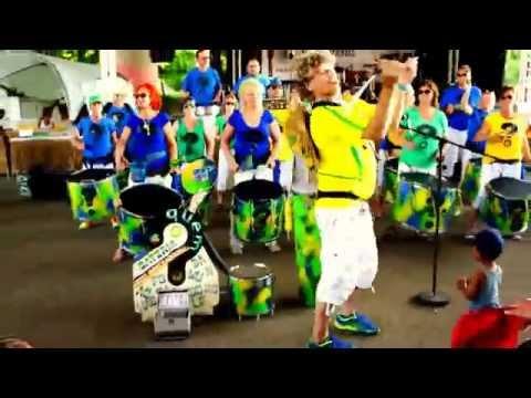 Batucada Drum Band in Europe