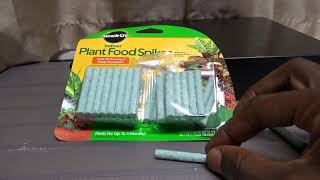 ✅ How To Use Miracle Gro Indoor Plant Food Spikes Review