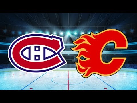 Montreal Canadiens Vs Calgary Flames 2 3 All Goals And