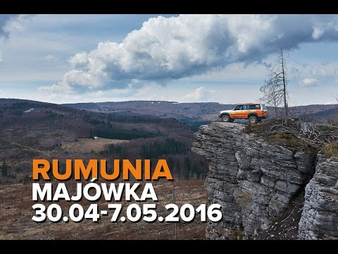 Rumunia majówka 2016 trailer