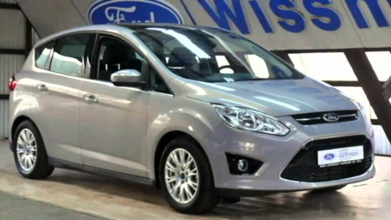ford c max titanium 2011 dark micastone metallic wpbjar07428 youtube. Black Bedroom Furniture Sets. Home Design Ideas