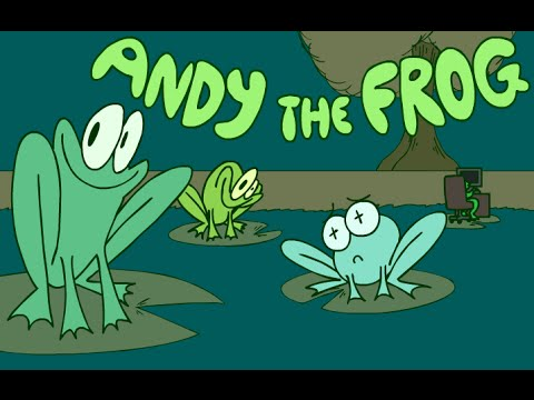 "Bo Burnham's ""Andy the Frog"" ANIMATED - by Chris Niosi"