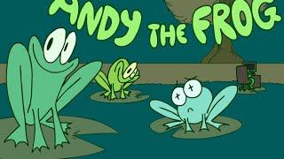 "Bo Burnham's ""Andy the Frog"" ANIMATED - by Chris Niosi"