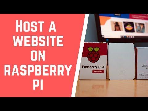 How To Host A Website On Raspberry Pi