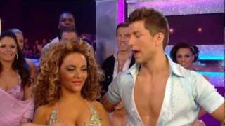 Pasha Kovalev & Chelsee Healey - Salsa (Training, Dance, Scores & Results)