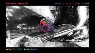 Mikky Ekko - What's It Like Now (Awoltalk Remix)