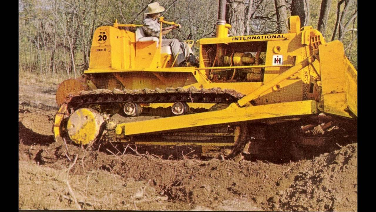 international td9 dozer manual