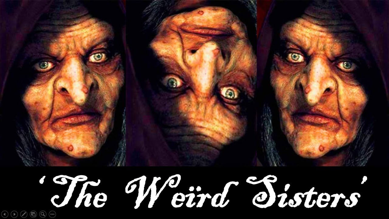 Weird Sisters Macbeth Quotes 11