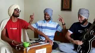 Mitraan Da Junction | Bhangra Video | Diljit Dosanjh | Kartootiyantv