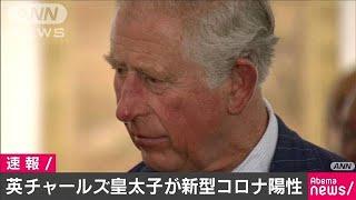 英チャールズ皇太子が新型コロナ感染 英メディア(20/03/25)