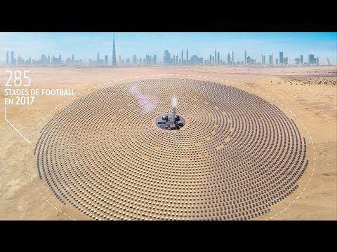 La centrale solaire la plus puissante du monde