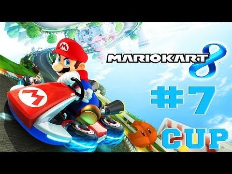 Mario Kart 8 - Walkthrough Part 7 Leaf Cup 50cc [HD]