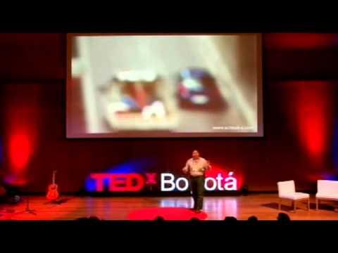 TEDxBogotá - Felipe Gómez Arbeláez - Actitud E