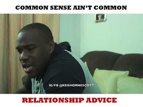 common sense dating