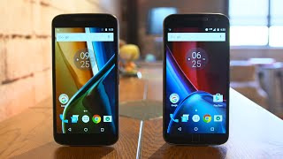 Moto G4 vs G4 Plus: Comparison & Review!
