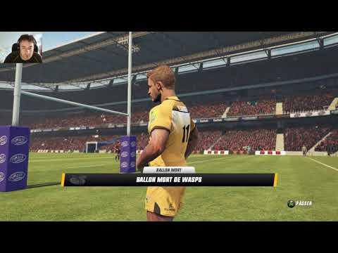 SARACENS - WASPS : Rugby Challenge 3