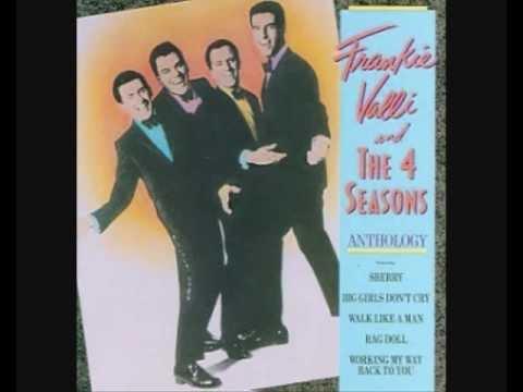 Frankie Valli & 4 Seasons 17 Save It For Me