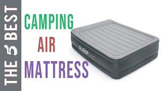 Best Camping Air Mattresses - Top Camping Air Mattresses Review in 2021