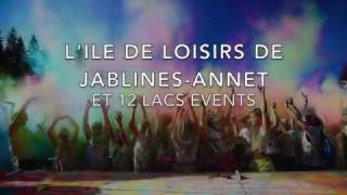 color obstacle rush Jablines Annet