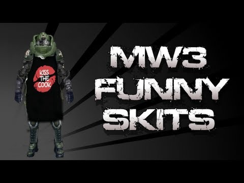 Funny MW3 Skits