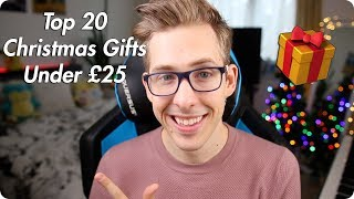 Top 20 Christmas Gifts Under £25 Him / Her   Christmas Gift Guide