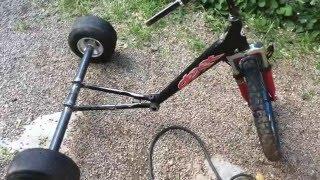 Tuto - Comment faire un drift trike ?