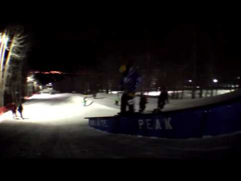 Eneme of the State Rail Jam #1