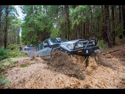 Insane Muddy Tracks , Night Drive And Wicked Camping - Barrington Tops To The Beach
