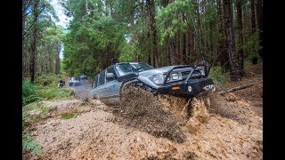 Insane muddy tracks , niġht drive and wicked camping - Barrington Tops to the Beach