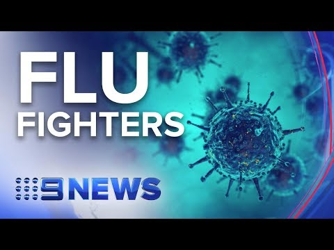 Flu Experts Tackling Outbreaks At Aged Care Centres | Nine News Australia